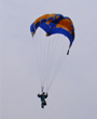 Parawing is a high-performance parachuting and gliding based on the Rogallo wing